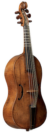Treble viol, c. 1550-1600