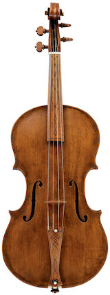 Viola, Late 16th century