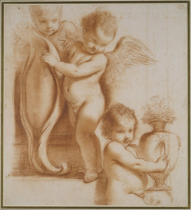 Three Putti
