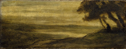 Landscape with a Figure