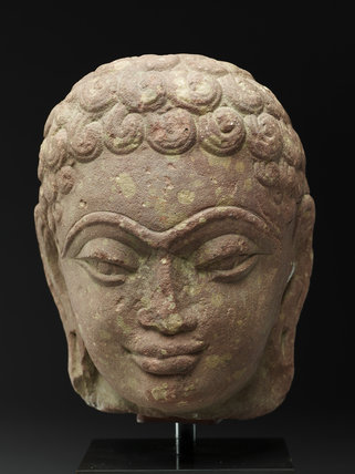 Head of a Jina