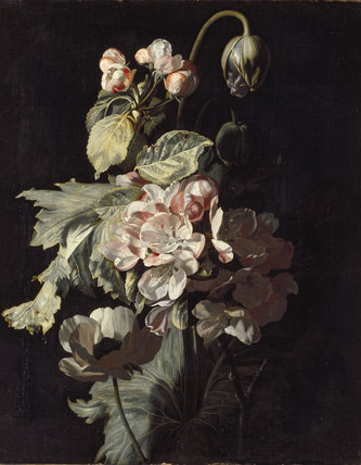 Still Life of Apple Blossom