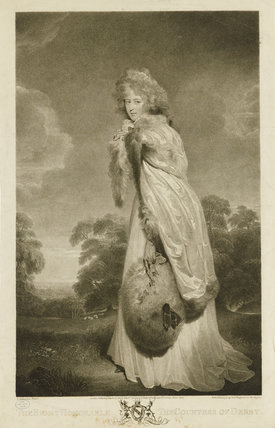 Countess of Derby (Miss Farren)