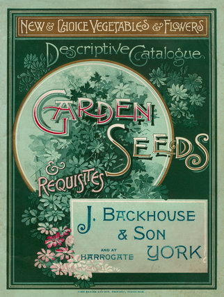 Garden Seeds and Requisites