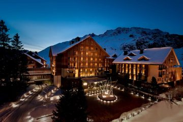 Completed in 2013, the Chedi Andermatt has already solidified itself as one of the top luxury real estate opportunities in Switzerland by winning the Gault Millau 2017 Hotel of the Year. Photo: Andermatt Swiss Alps