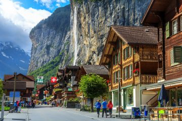 Commercial real estate in Switzerland
