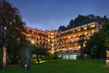 Grand Hotel Villa Castagnola in Lugano. Photo by villacastagnola.com