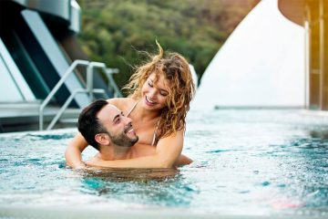 Not far from Lugano there is the water park Splash and Spa featuring a variety of water facilities, water rides and whirlpools, spa centers, salt and Turkish saunas.