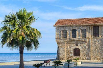 Larnaca is idyllic coastal city filled with beautiful landscapes