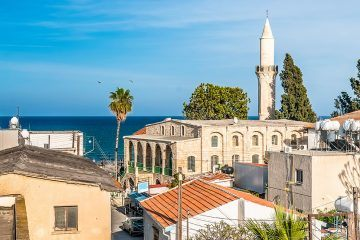 Larnaca is one of the oldest continuously inhabited cities in the world.