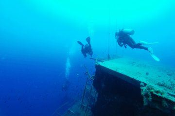 Wreck of the Zenobia has been nicknamed 'The Titanic of the Mediterranean.