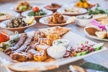 Larnaca has some of the best seafood and best seafood restaurants in all of Cyprus.