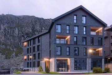Apartment House Schneefalke