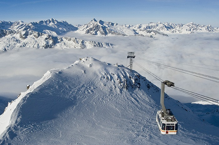 Andermatt Ski Resort