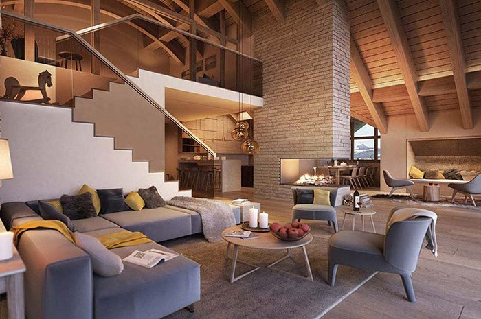 Penthouses in Andermatt