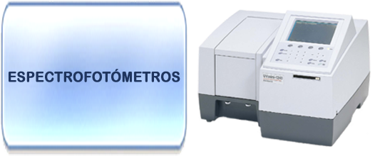 espectrofotometros