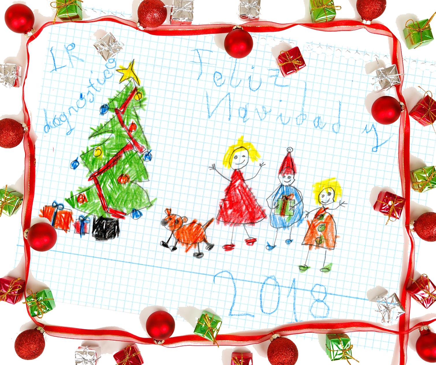 Feliz Navidad Siempre Asi.Feliz Navidad Y Prospero 2018 Lr Diagnostico