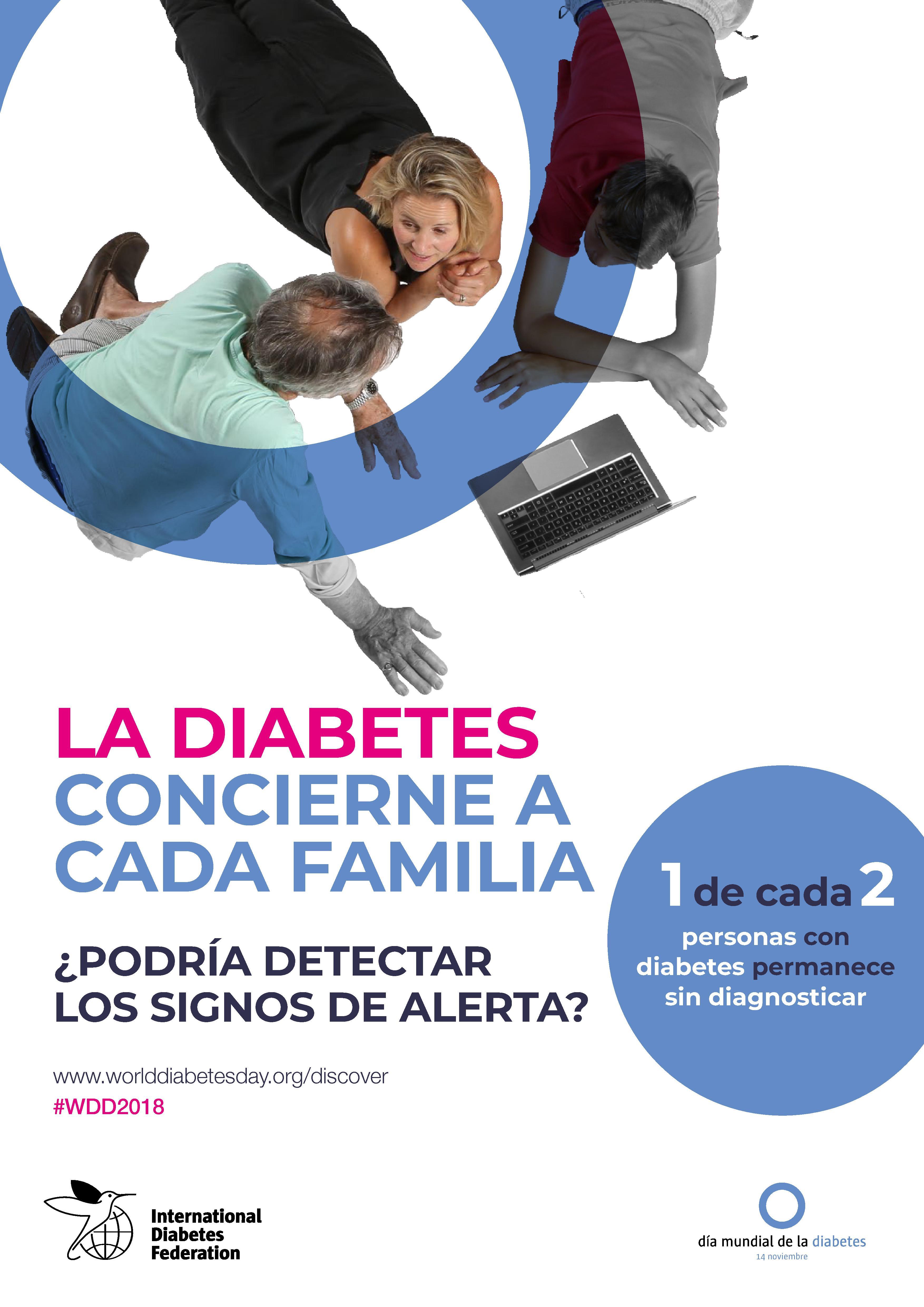 tema del dia de la diabetes