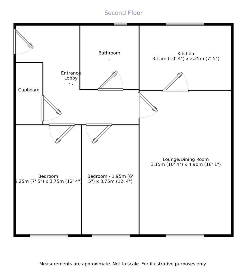 Bullring Floor Plan Flats For Sale In Birmingham Your Move
