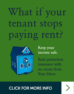 What if your tenant stops paying rent?