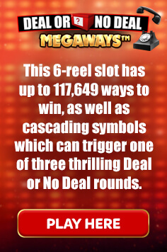 Deal Or No Deal Sky Game Page