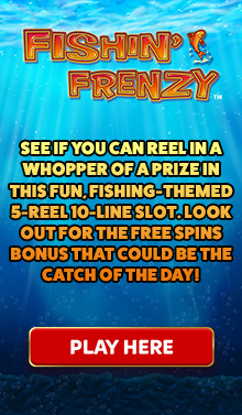 Sky Vegas Fishin Frenzy