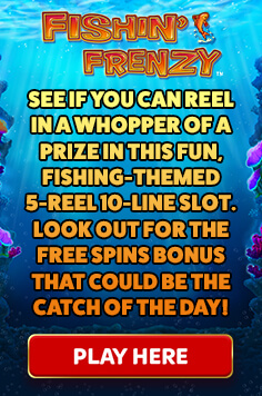Fishin Frenzy Sky Game Page
