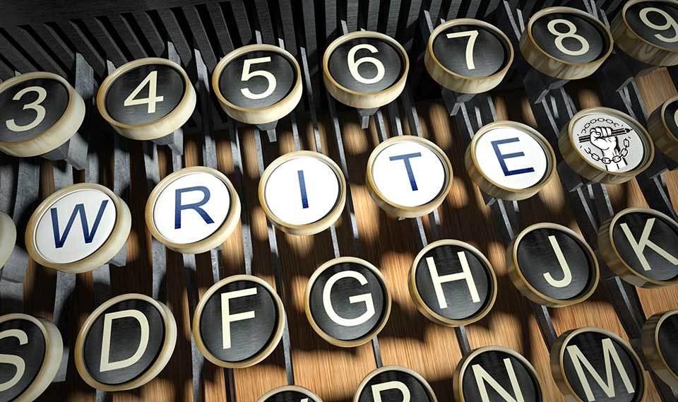 """¡Escribe!"" - imagen"