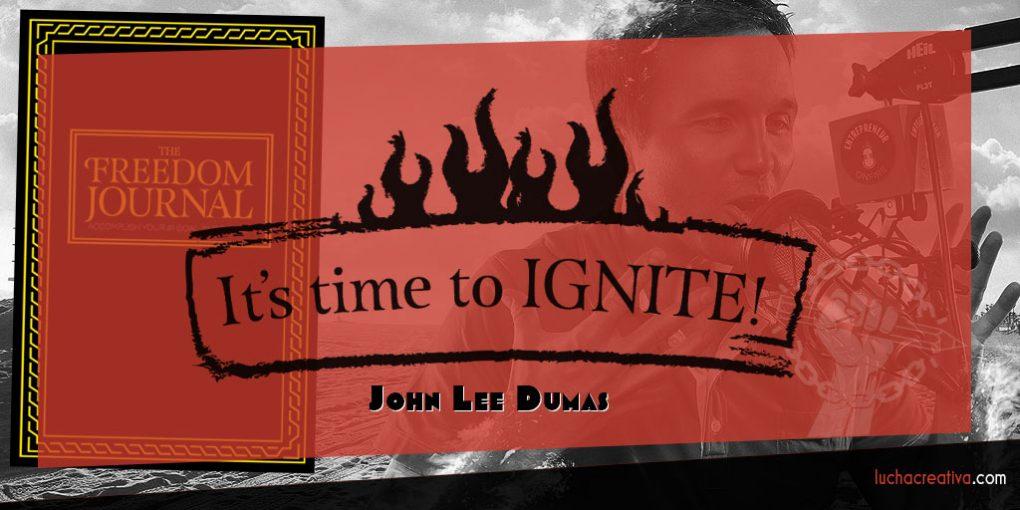 Freedom Journal - John Lee Dumas