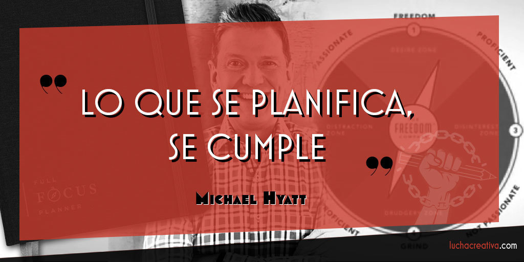 Full Focus Planner de Michael Hyatt
