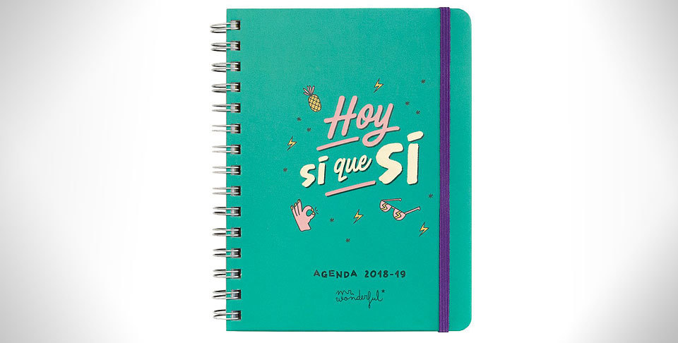 Agenda Rotu - Mister Wonderful