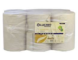 L-ONE Rolls EcoNatural 2 Ply Havana