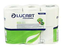 Eco Recycled Toilet Roll 2 Ply White