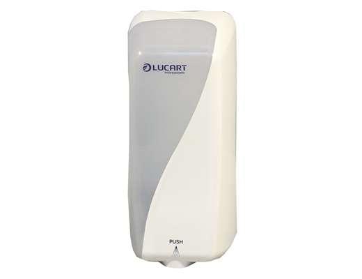 IDENTITY Spray Soap Dispenser (White)