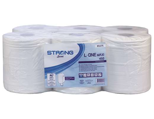 L-ONE Strong Maxi Rolls White