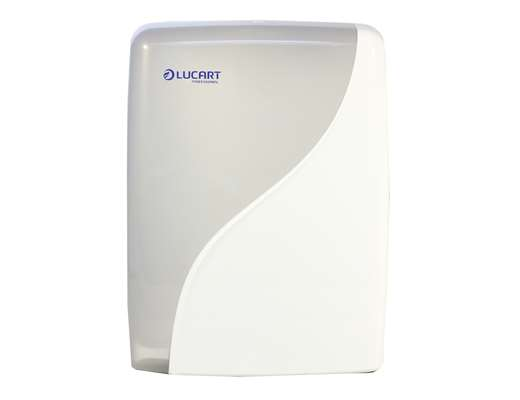 IDENTITY Slim Z/M-Fold Towel Dispenser