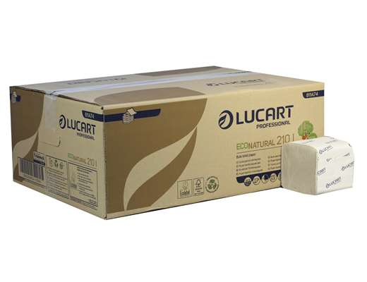 EcoNatural Bulk Pack Toilet Tissue