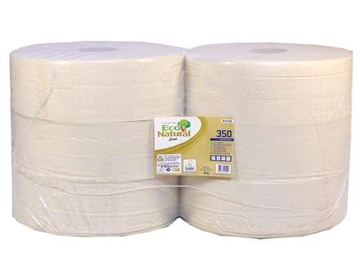 EcoNatural Jumbo Toilet Tissue 2 Ply Havana