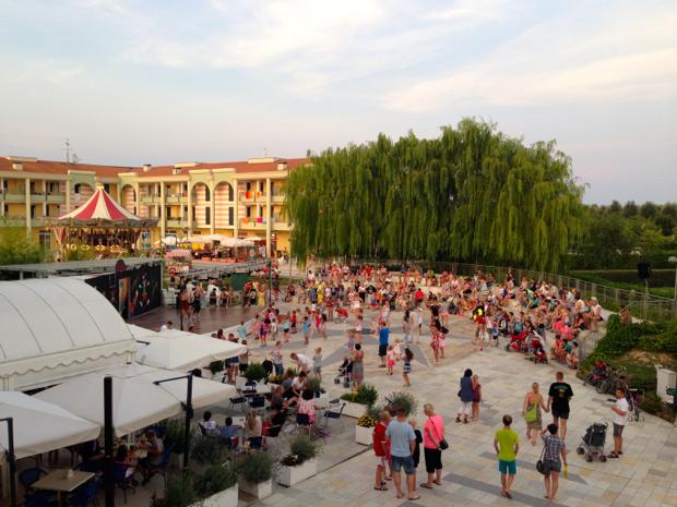 Отдых в кемпинге в Италии: Каорле
