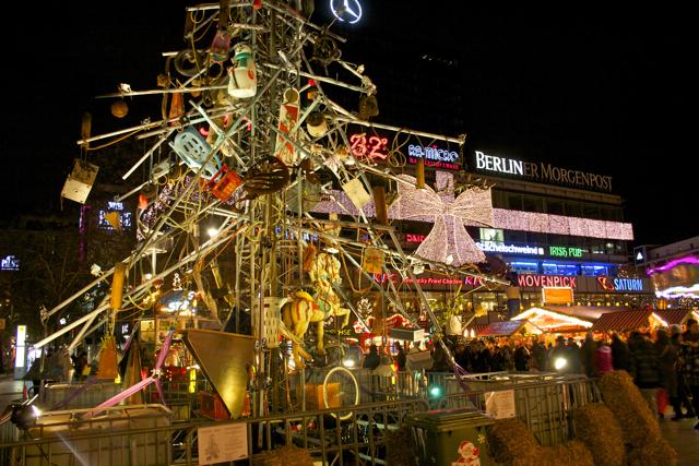 рождественский рынок в Берлине