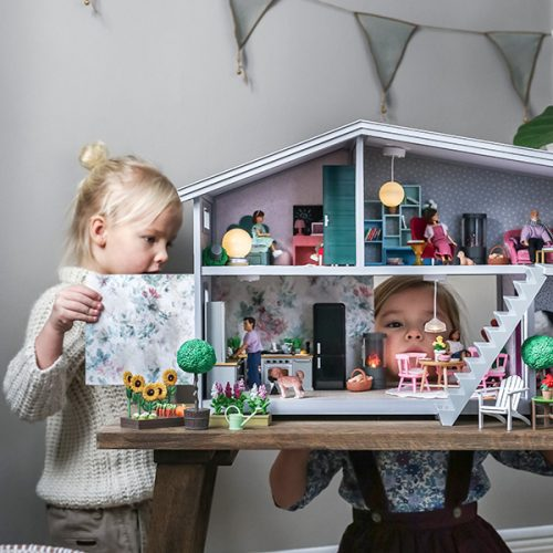The doll's house with all the right features