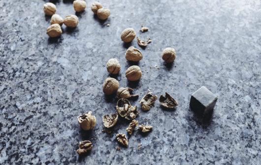 Benkeplate i stein - Lundhs Royal®