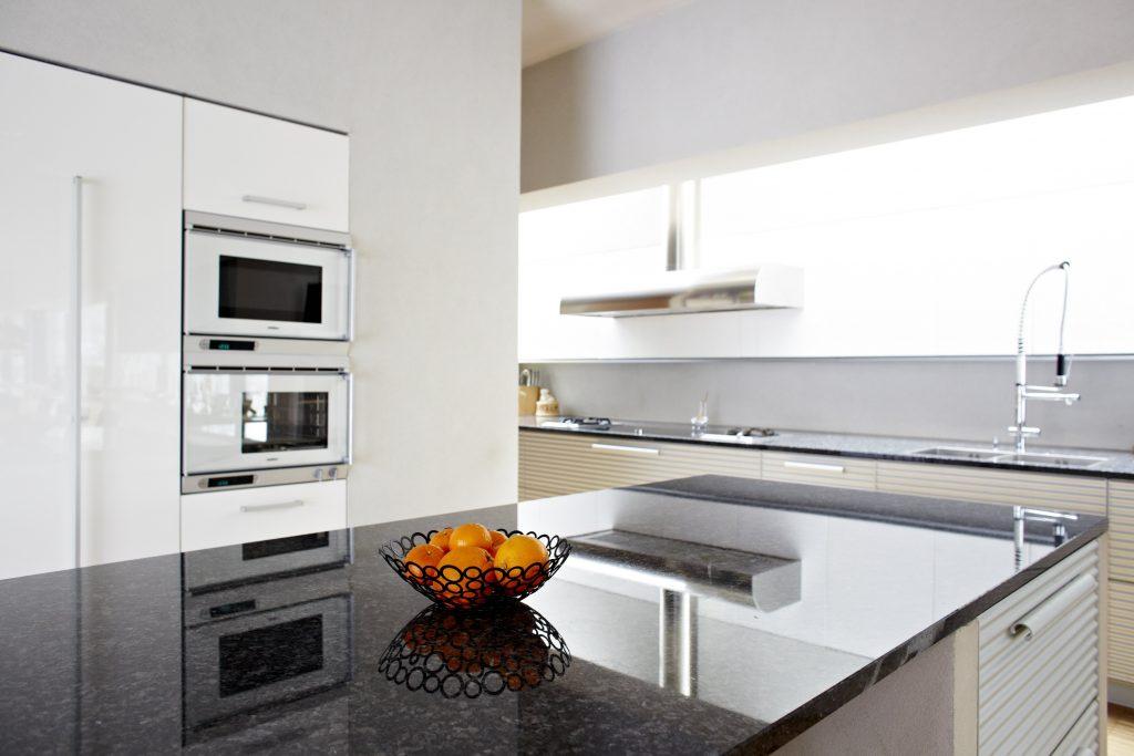 Benkeplate i stein - kjøkken - Lundhs Blue®