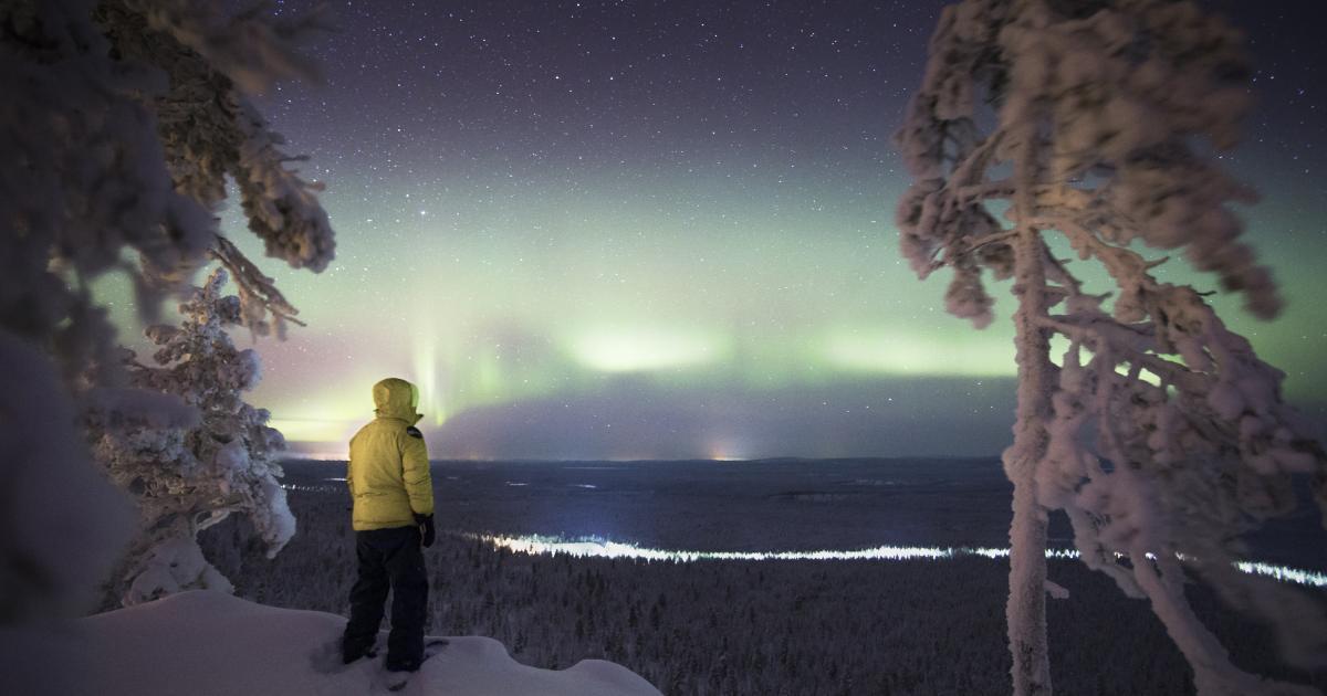 Aurora Alert Realtime - Luosto - Luosto
