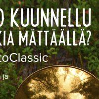 Luosto Classic 10.-13.8.2017