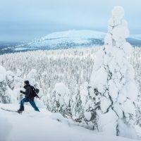Tervetuloa hiihtolomaseikkailuun Pyhälle!