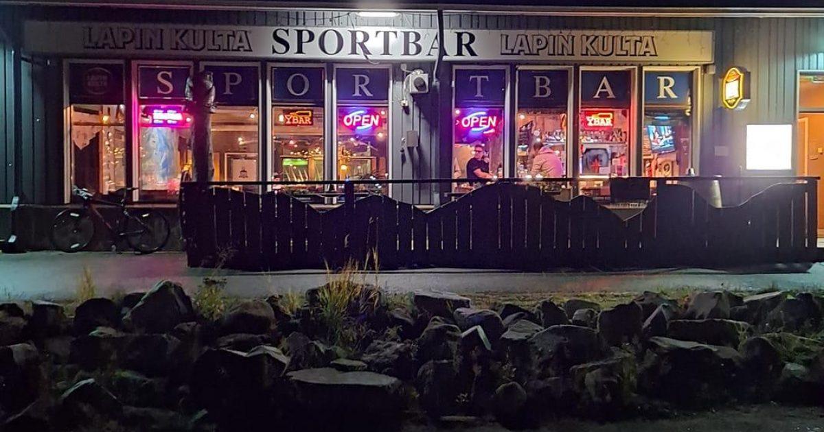 Sportbar Pyhä