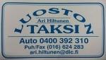 Luoston  Taksi  ja  Majahuolto A. Hiltunen - Logo