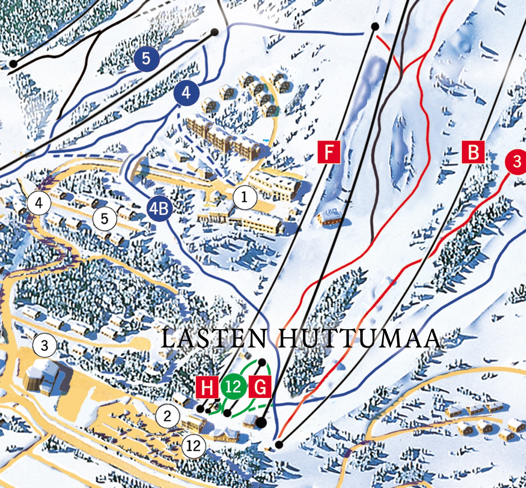 Kid's Ski Area