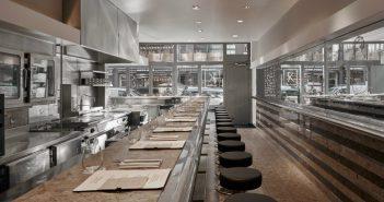 Test Kitchen London interior